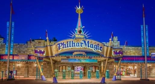 Mickey's PhilharMagic - IMAGE VIA DISNEY