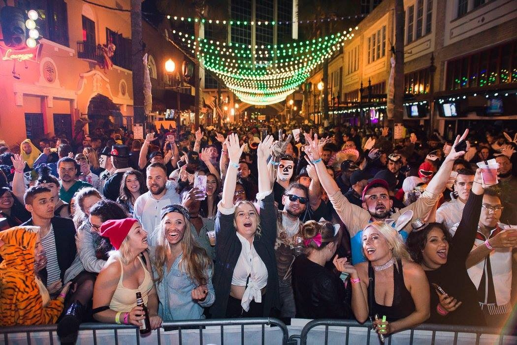 Halloween Street Party 2020, Tin Roof, October 27 Every Halloween event happening in Orlando this year | Blogs