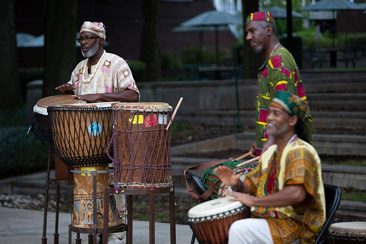 Orisirisi African Folklore - VIA FACEBOOK
