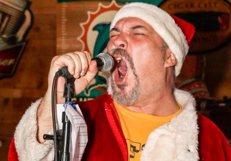 Bad Santa & the Angry Elves - PHOTO VIA BAD SANTA & THE ANGRY ELVES/FACEBOOK