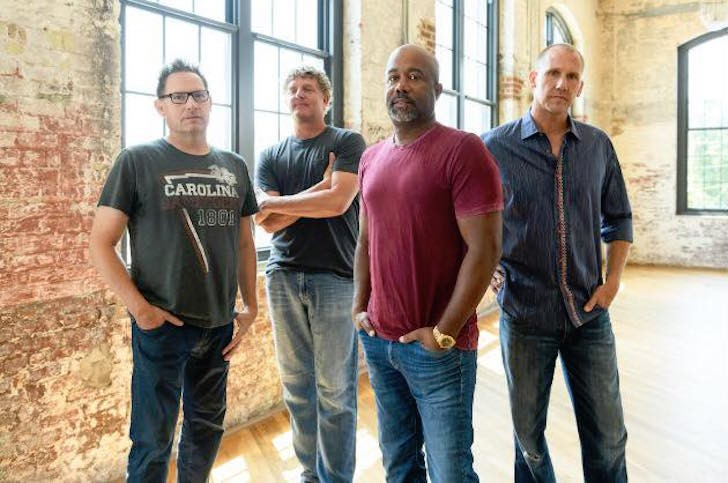 PHOTO VIA HOOTIE AND THE BLOWFISH/FACEBOOK