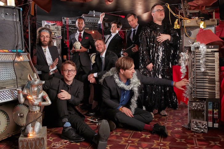 St Paul And The Broken Bones To Bring A Joyful Noise To The Plaza