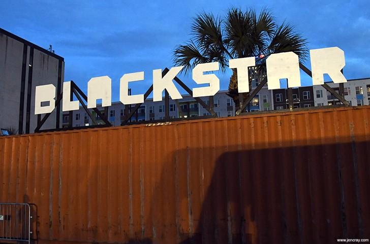 Blackstar - JEN CRAY