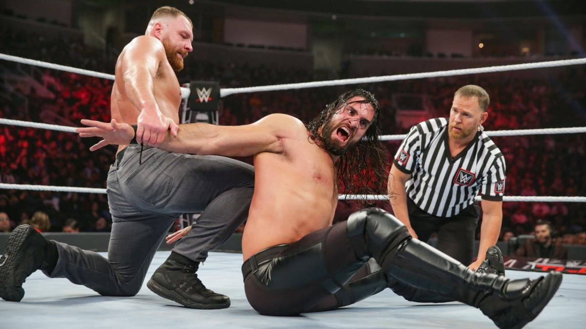 WWE Monday Night Raw comes to Orlando for a night of body