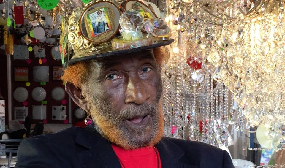 PHOTO VIA LEE SCRATCH PERRY/FACEBOOK