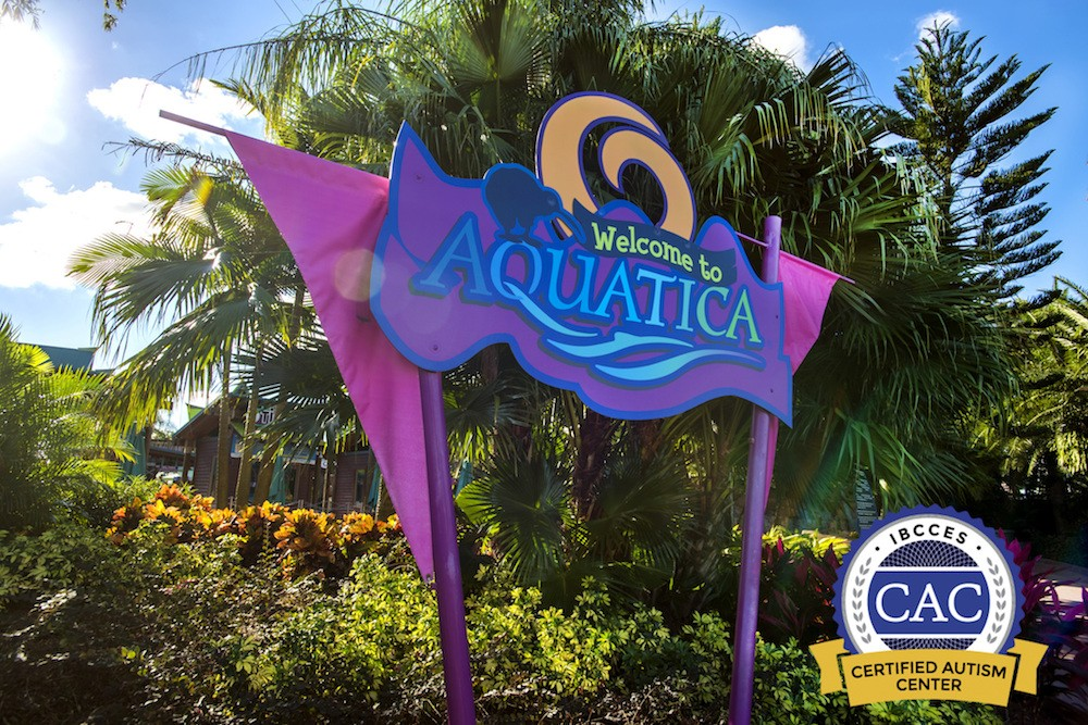 Aquatica Orlando Becomes First Water Park In The World To Be A