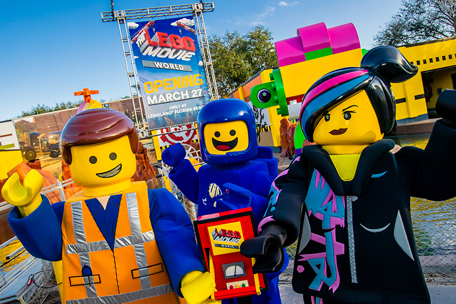 Everything Will Be Awesome When Legolands New Lego Movie World Opens This March