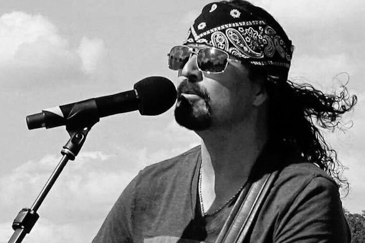 Scott Roxx - PHOTO VIA SCOTT ROXX/FACEBOOK