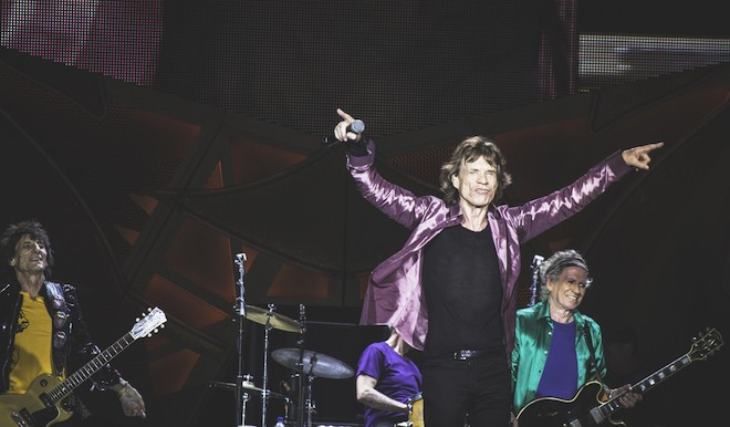 Wildest photos from the Rolling Stones at the Orlando Citrus Bowl - PHOTO BY CHRISTOPHER GARCIA