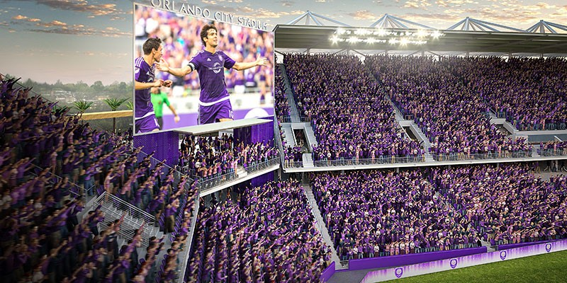PHOTO VIA ORLANDO CITY