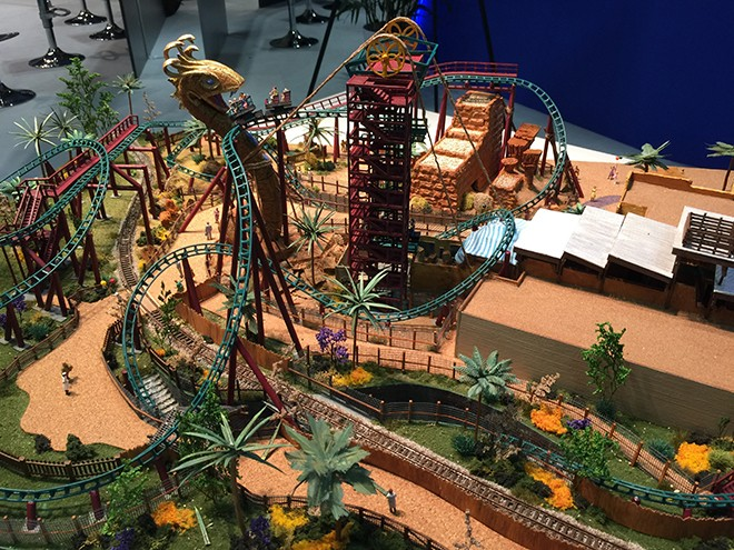 Busch Gardens Unveils New Details About New Spinning