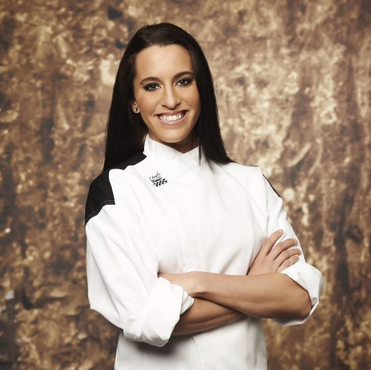 Local Chef Ashley Nickell Gets Fired Up As A Contestant On