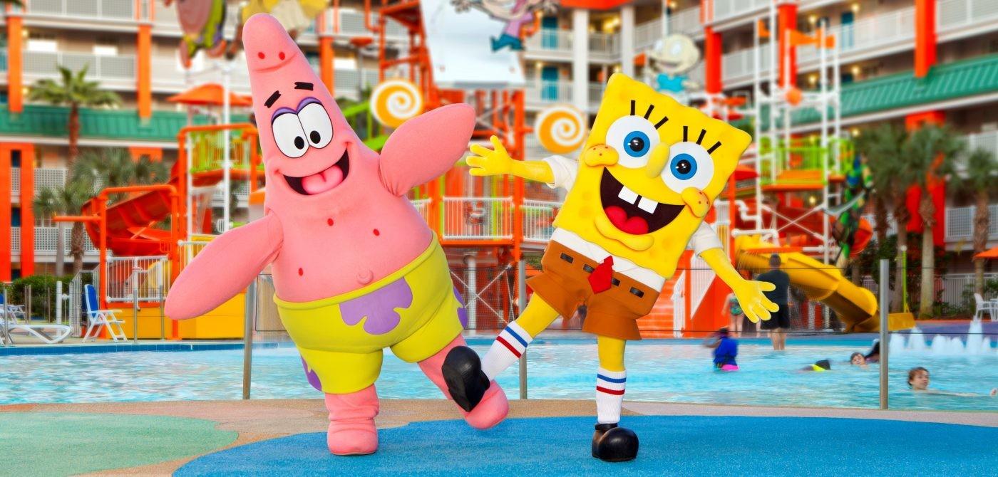 Nickelodeon Hotel Orlando