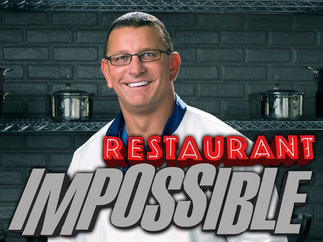 Food Network Robert Irvine Restaurant Impossible