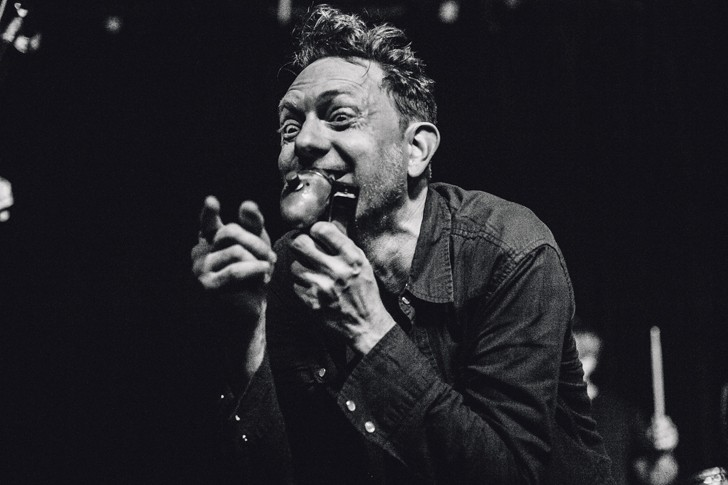 Legendary Shack Shakers at Will's Pub - JAMES DECHERT