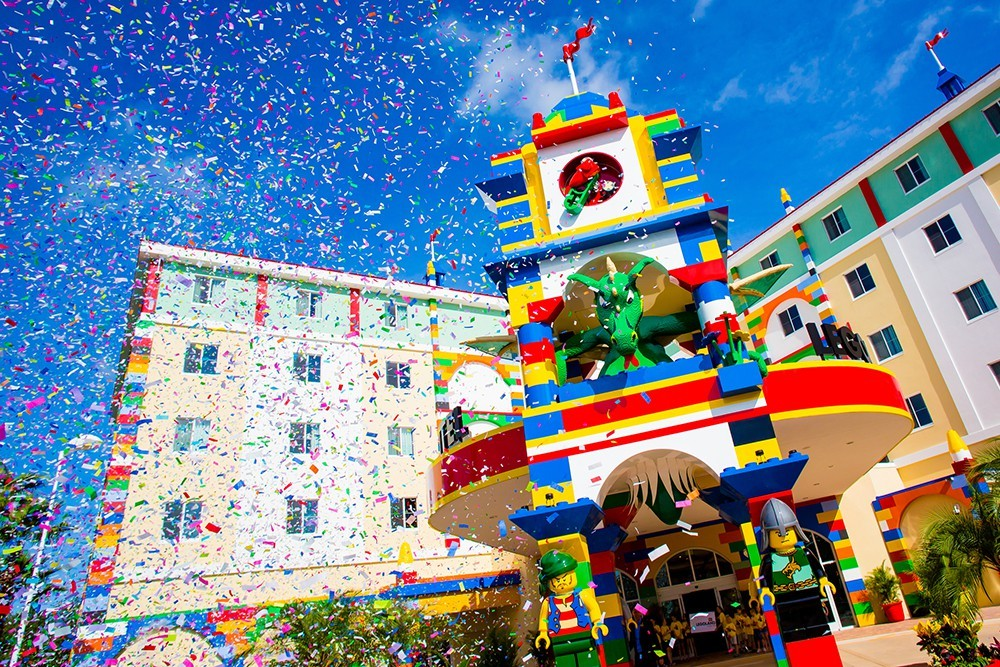 Legoland Florida looks to be building a massive hotel in ...