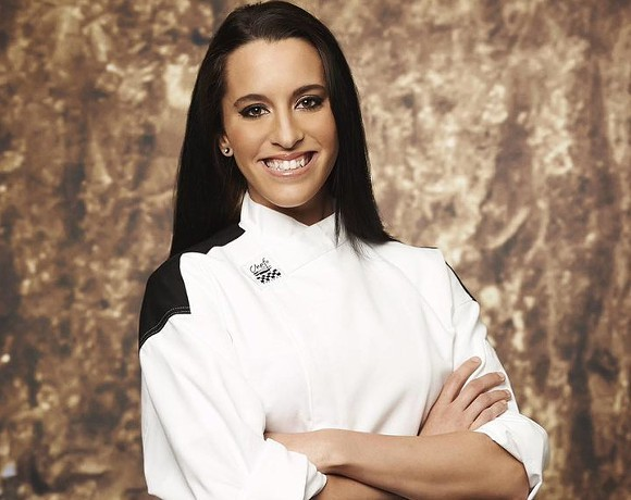 Hell's Kitchen Season 15 chef Ashley Nickell