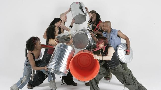 STOMP plays Orlando's Dr. Phillips Center March 23-24, 2016. - PHOTO COURTESY STOMP
