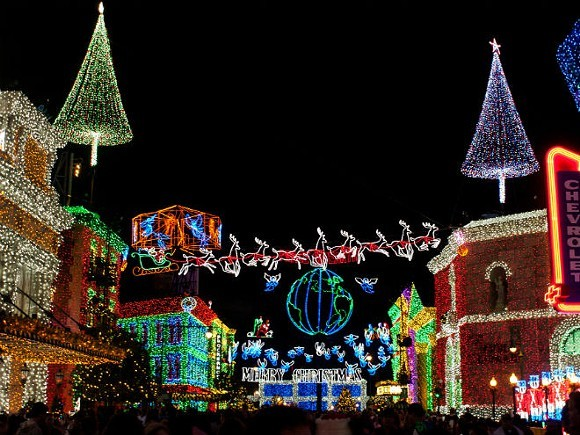 PHOTO BY HOLLY WELDON CARPENTER - Disney's Osborne Lights May Make A Return, But In A New Location And