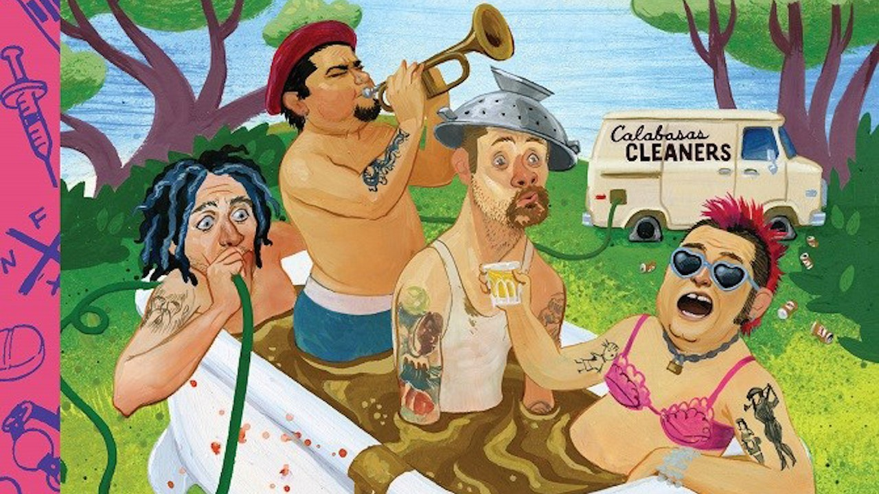 Meet Nofx And Get A Signed Copy Of Their New Book At Bookmark It Blogs