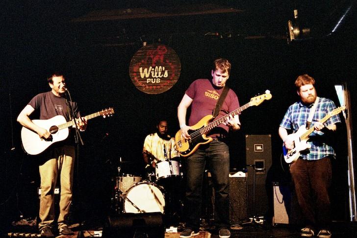 The Heligoats at Will's Pub - JAMIE SWARTSEL