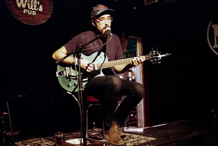 Henry Toland at Will's Pub - JAMIE SWARTSEL