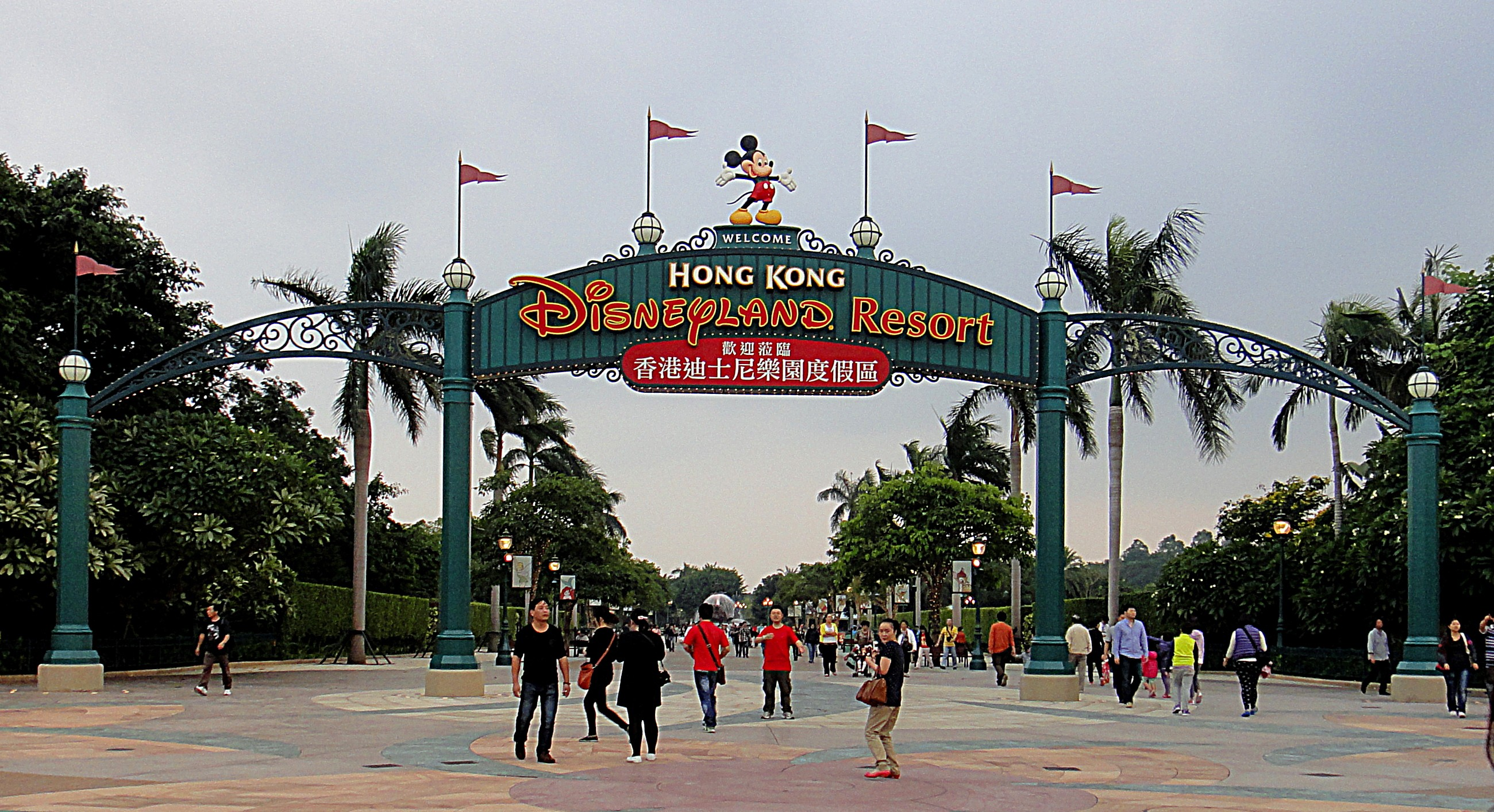 「Hong-kong Disney Resort」の画像検索結果