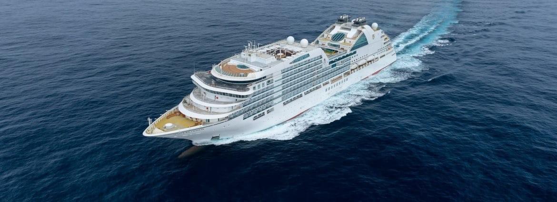 Seabourn's newest ship, Ovation. - PHOTO VIA PIXVANA