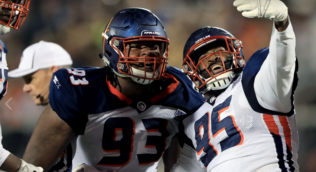 a962bf29 AAF and the Orlando Apollos will suspend operations, reports say | Blogs