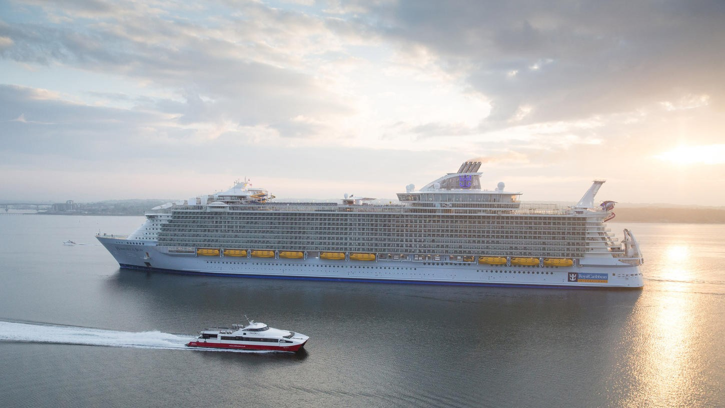 The Worlds Largest Cruise Ship Is Coming To Florida Blogs - Cruise from orlando