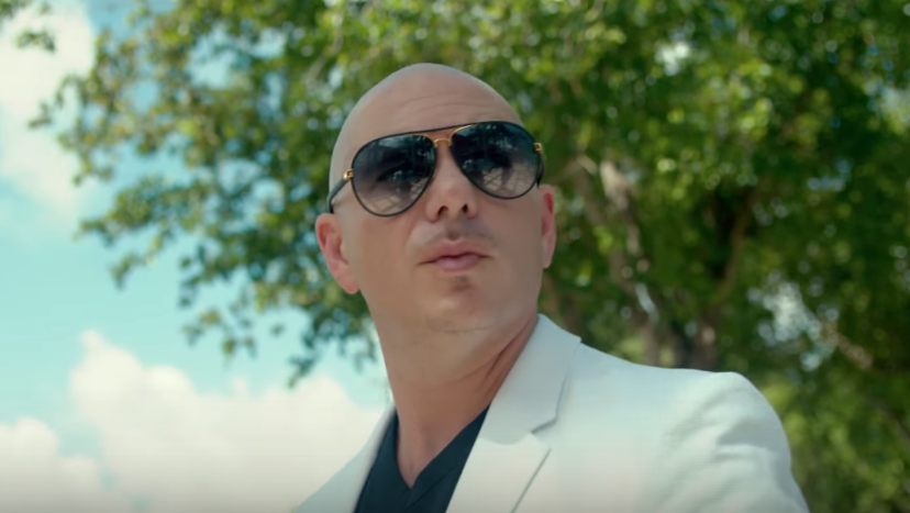 A $1 million promotional contract for Miami rapper Pitbull was one of Visit Florida's criticized moves. - SCREENGRAB VIA YOUTUBE