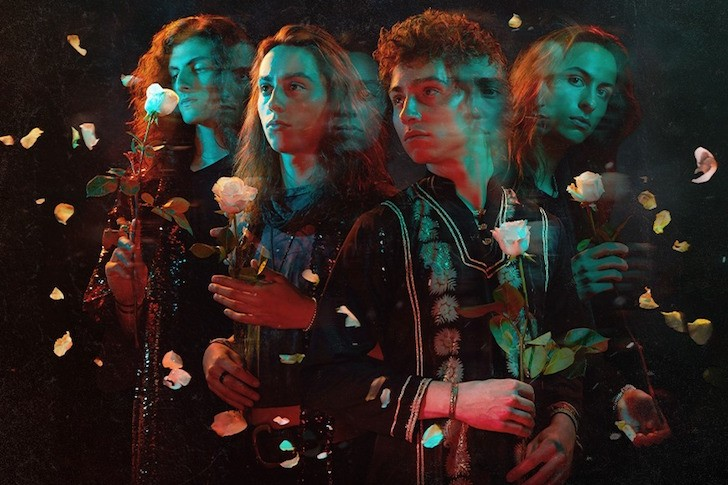 Young rock stompers Greta Van Fleet to play the Orlando Amphitheater in May