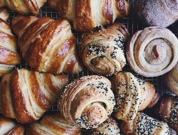 An assortment of Buttermilk Bakery pastries - PHOTO VIA @ILOVEBUTTERMILK ON INSTAGRAM