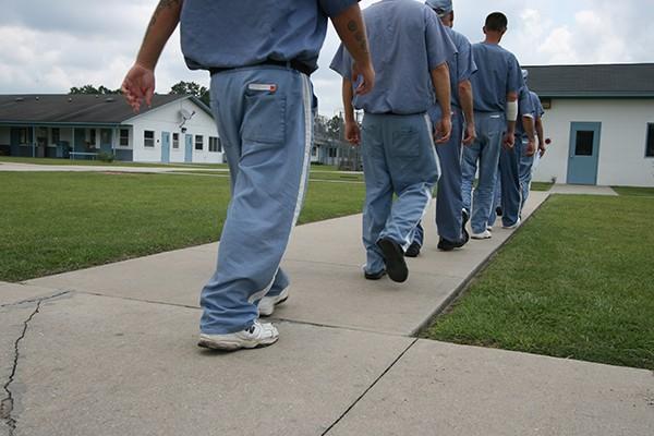 PHOTO VIA FLORIDA DEPARTMENT OF CORRECTIONS