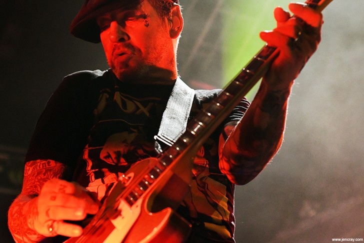 Social Distortion - PHOTO BY JEN CRAY FOR ORLANDO WEEKLY