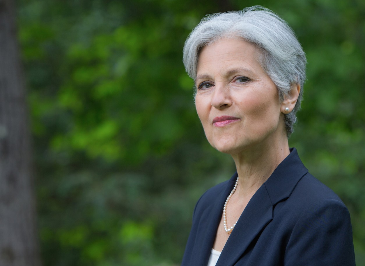 Jill Stein Drops Truth Bomb on DNC: Mocks Crazy Russia Conspiracy
