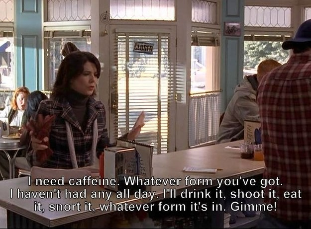 Attention Gilmore Girls Fans Two Orlando Coffee Shops