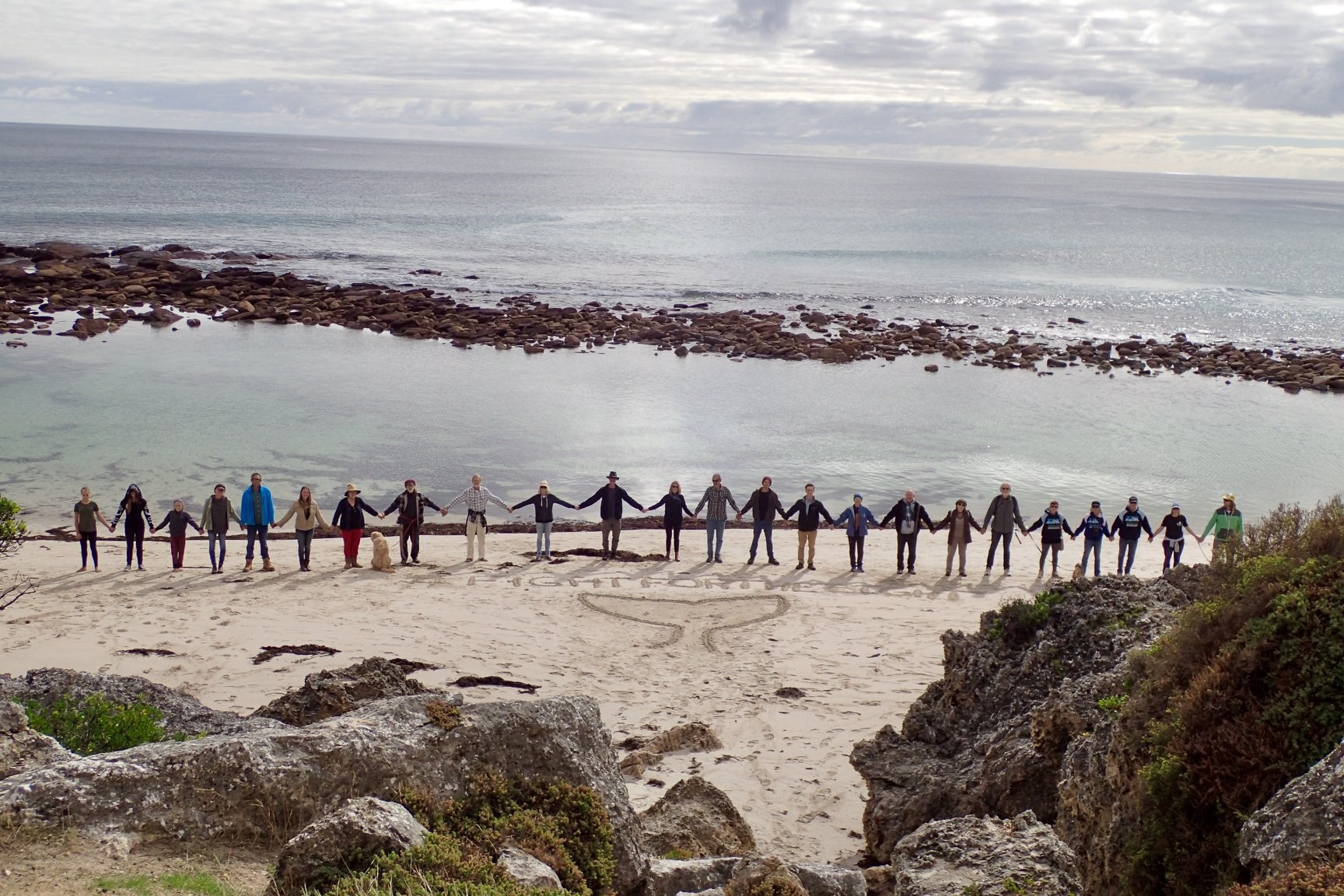Opponents of offshore drilling join 'Hands Across the Sand' on 30 Florida beaches