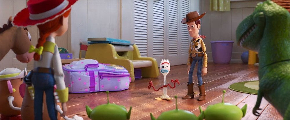 Toy Story 4 - COURTESY OF WALT DISNEY STUDIOS