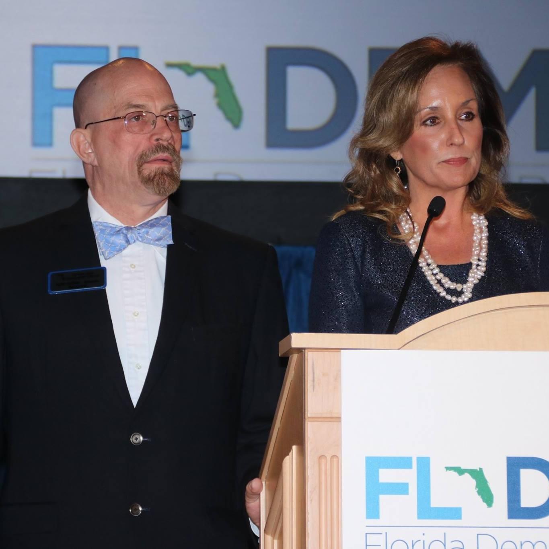 Florida Democratic Party chair llison ant won't seek re-election ... - ^