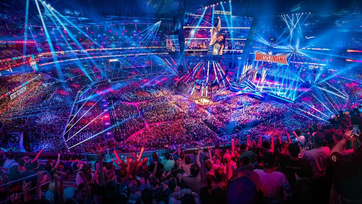 wrestlemania preparty will take place tonight at dr