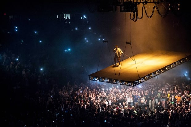 Kanye West cancels remaining dates on Saint Pablo Tour