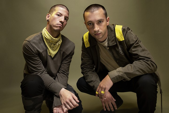 Twenty One Pilots fly into Amway Center for the latest stop on their Banditos Tour