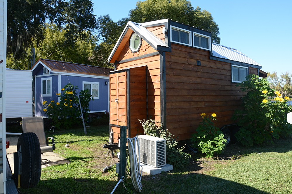Florida 39 s tiny house movement embraces some big ideas for Small homes in florida
