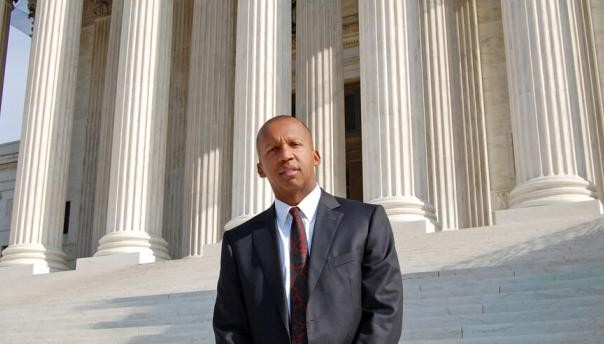 Bryan Stevenson - PHOTO VIA THE EQUAL JUSTICE INSTITUTE