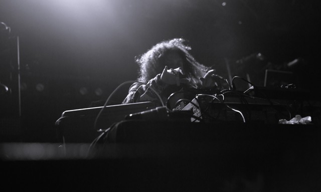 The Gaslamp Killer at the Beacham - CHRIS GAOR