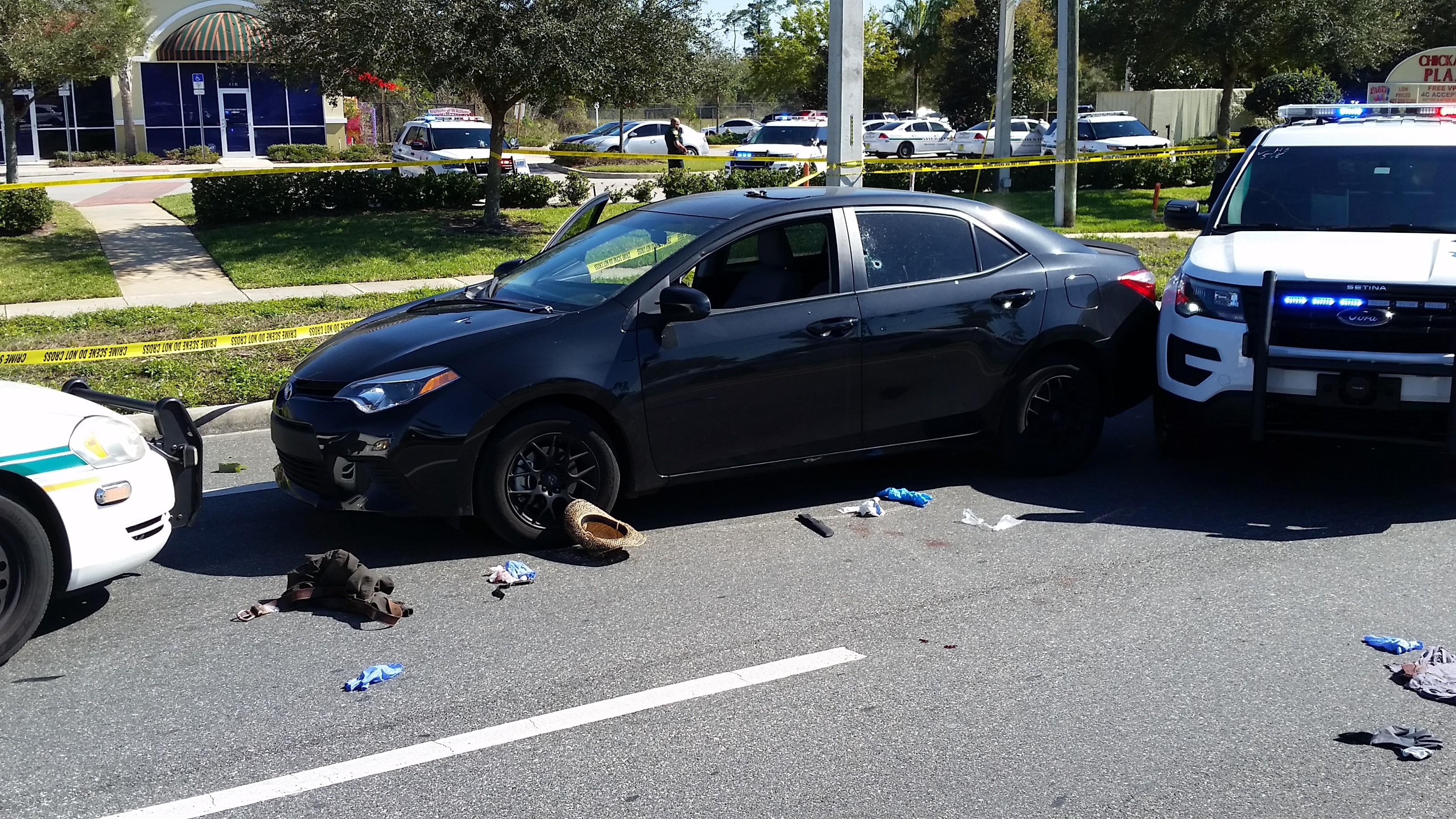 Orange county deputies shoot knife wielding suspect at - Orange county sheriffs office florida ...