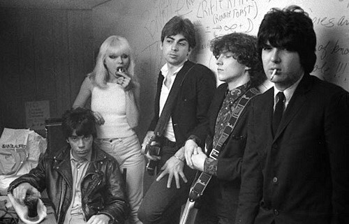 Blondie - PHOTO VIA BLONDIE/FACEBOOK