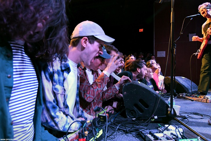 Parquet Courts at the Social - JEN CRAY