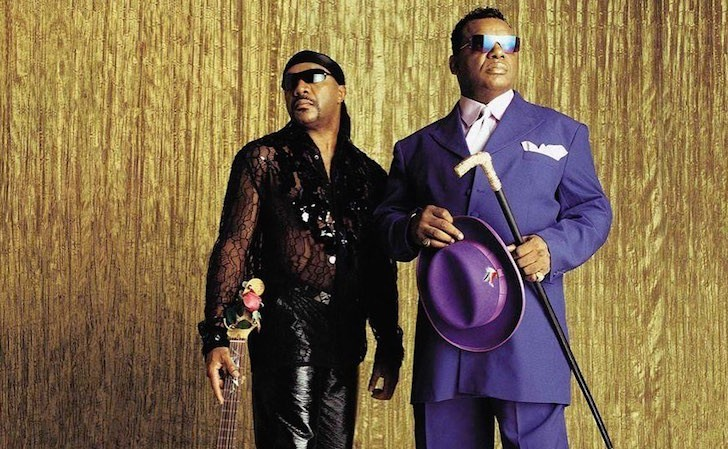 PHOTO VIA THE ISLEY BROTHERS/FACEBOOK